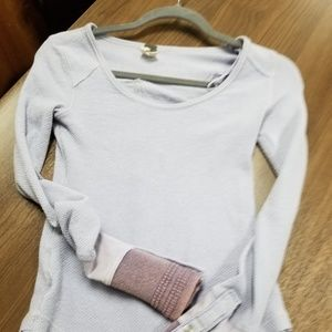 Free people thermal xs